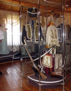 Hussar clothing and weapons