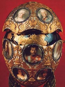 Imperial Faberge Egg
