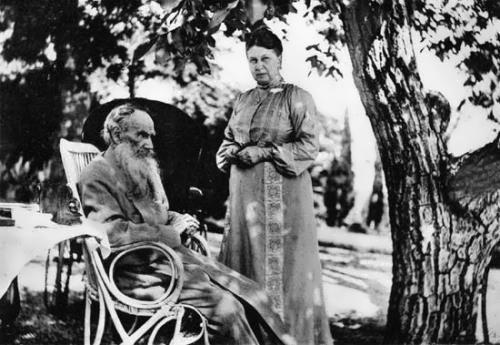 Tolstoy Last photo