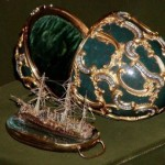 Memory of Azov Egg Faberge