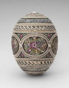 Mosaic-egg Faberge