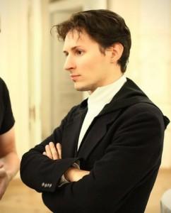 Durov Vkontakte founder