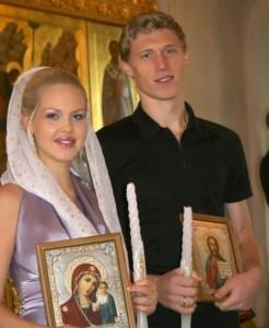 Pogrebnyak wife