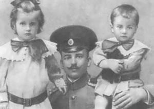 Nesterov and his children