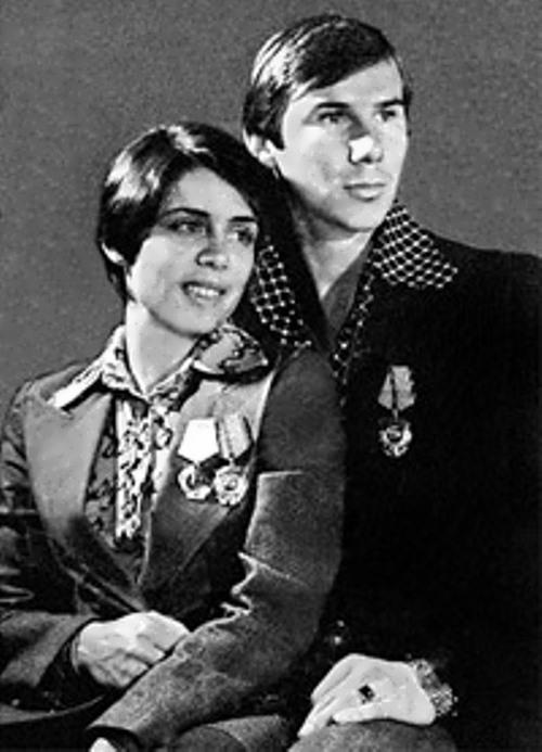 Rodnina and Zaitsev