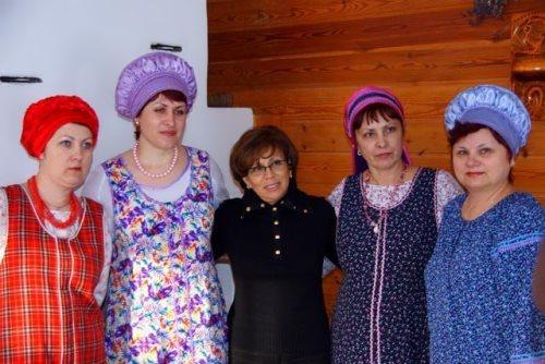 Rodnina in Khakassia