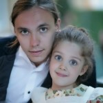 sergeenko brother and daughter