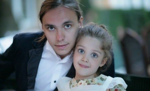 sergeenko brother and daughter