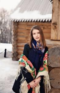 S. Ivanova beautiful actress