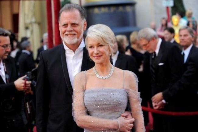 Helen Mirren, successful actress