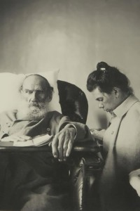 Tolstoy illness