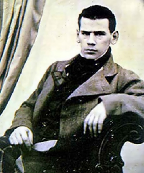 Tolstoy in his twentieth
