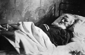 Tolstoy death