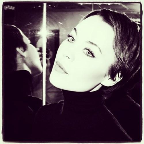 Sergeenko beautiful lady