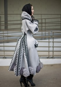 sergeenko slavic princess