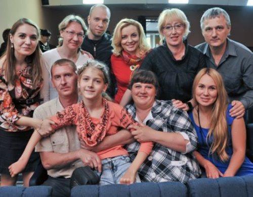 V. Kraschuk Unbroken faith