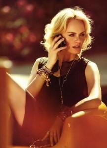 Amber Valletta DiCaprio