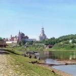 Boris-Gleb Monastery Prokudin-Gorsky