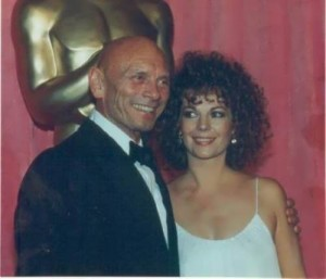 Brynner and Natalie Wood