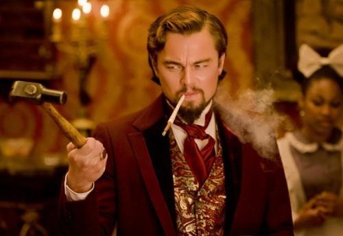 Django Unchained, DiCaprio