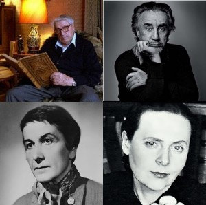 Famous French writers
