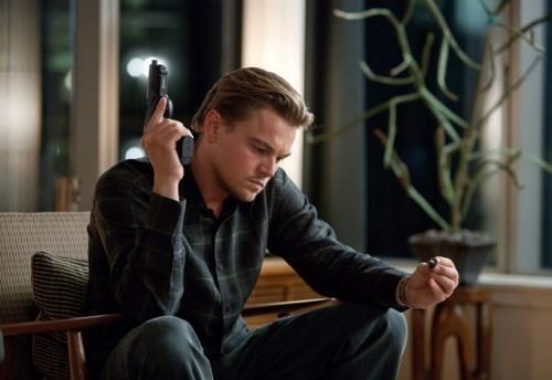 Inception, DiCaprio