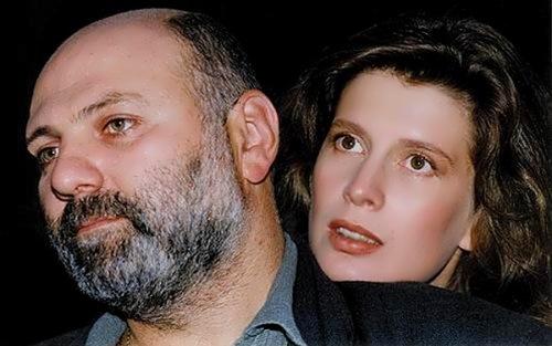 Irina and her husband