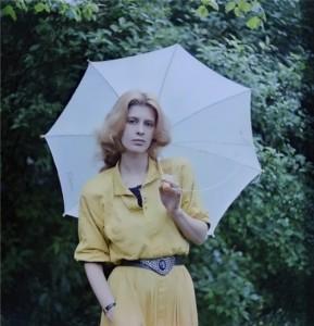 I. Metlitskaya –talented actress