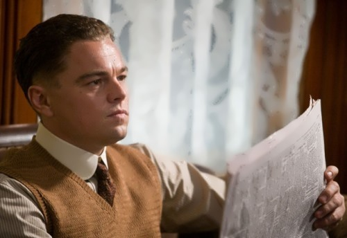 J. Edgar, DiCaprio