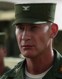 Jijikine as Colonel Dovchenko