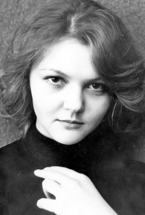 M. Dyuzheva – beautiful Russian actress