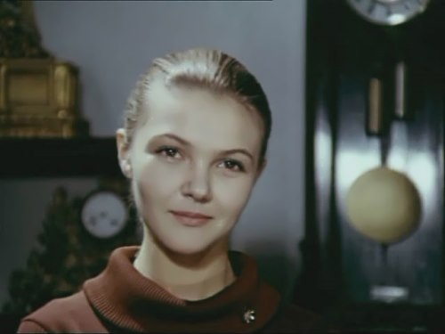 M. Dyuzheva – Russian actress