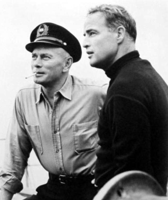 Yul Brynner – American actor from Russia