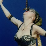 Fantastic Sword Swallower Natasha Verushka