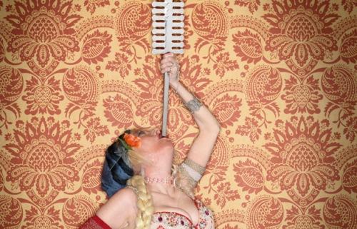 Incredible Sword Swallower Natasha Verushka