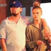 Leonardo DiCaprio and his blondes