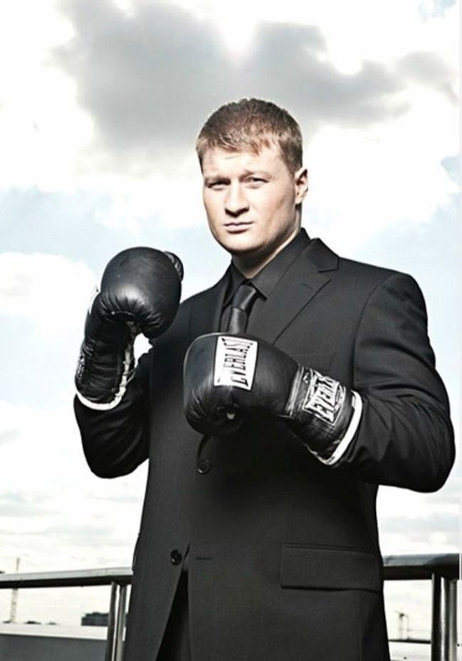 Alexander Povetkin – Russian professional boxer