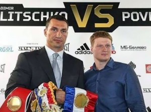 Povetkin VS Klitschko