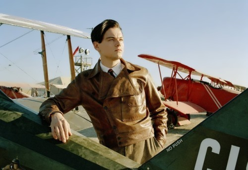 The Aviator, DiCaprio