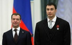 Voyevoda Dmitry Medvedev