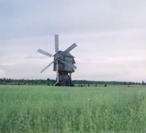 Windmill Prokudin-Gorsky