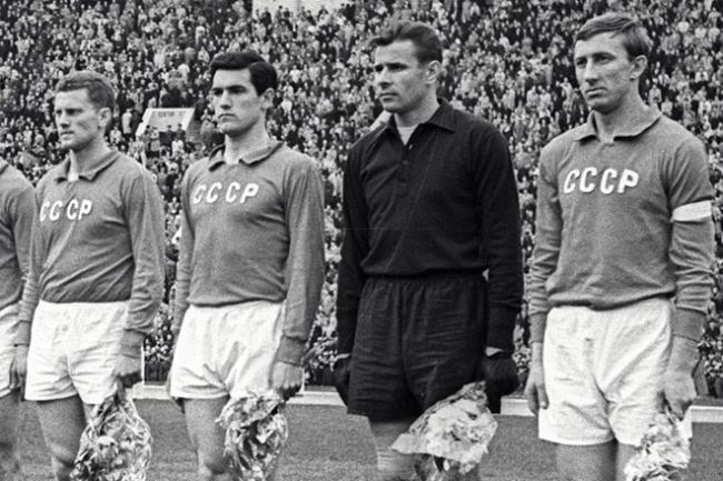 Lev Yashin – best goalkeeper