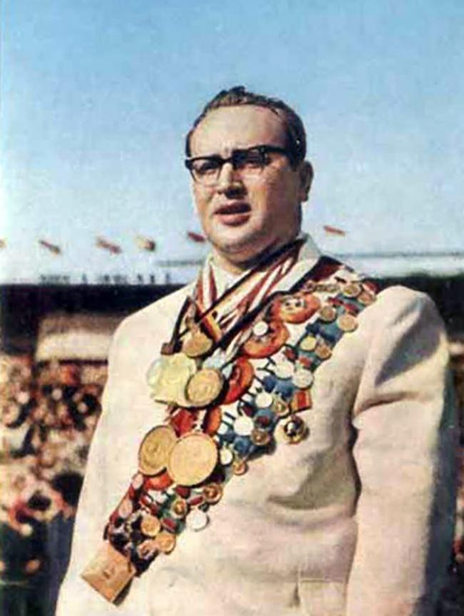 Yuri Vlasov – legend of sport