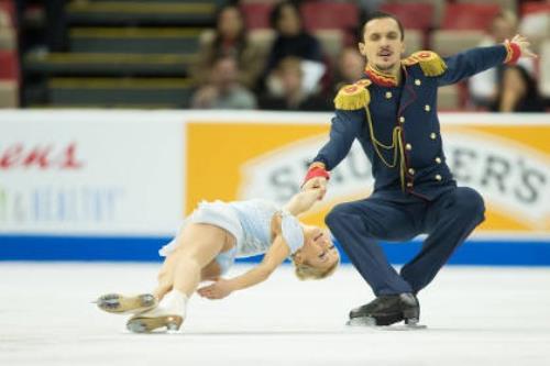 Astonishing Tatiana Volosozhar and Maxim Trankov