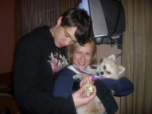 Fantastic Tatiana Volosozhar and Maxim Trankov