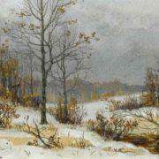 Vladimir Myravyov – landscape painter