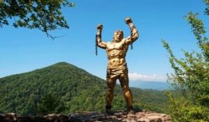 Monument to Prometheus
