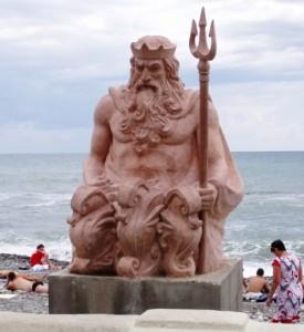 Neptune monument