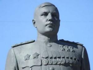 Prominent Aleksandr Pokryshkin
