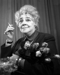 Charming Faina Ranevskaya